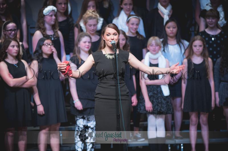 DeForest Middle School Spring Concert