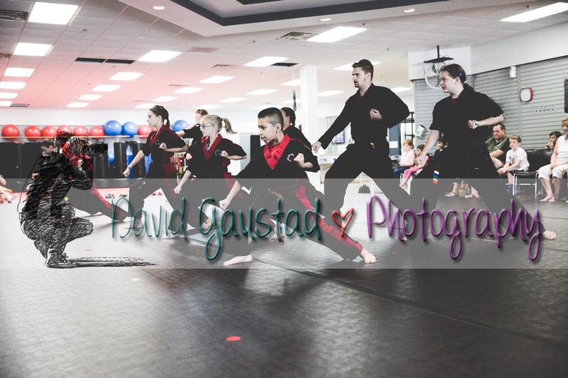Midwest Professional Karate Black Belt Test 2016