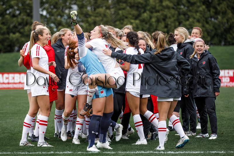Wisconsin Badgers Women's Soccer vs. Northwestern Wildcats