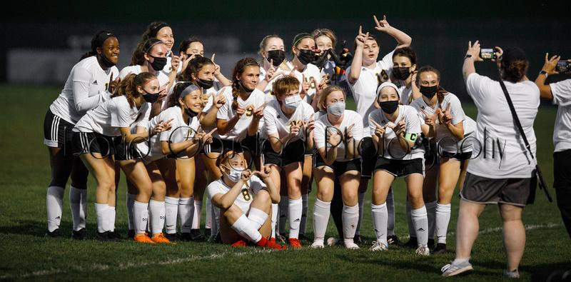 DeForest JV Girl's Soccer vs Baraboo