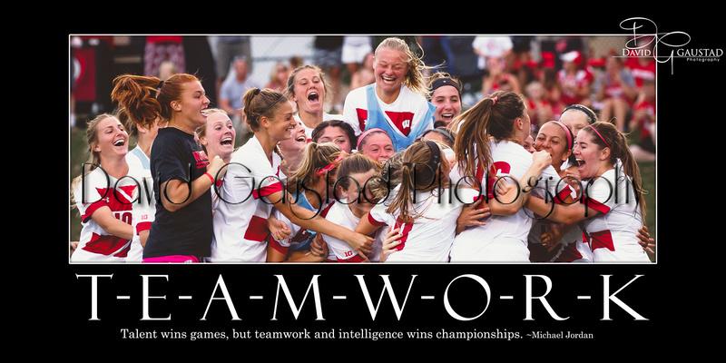 Wisconsin Badgers Women's Soccer Team