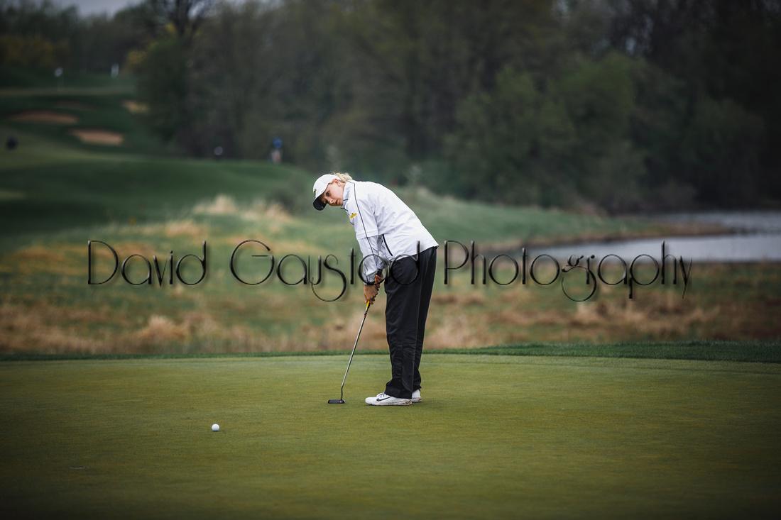 Alexis Thomas Bison Golf