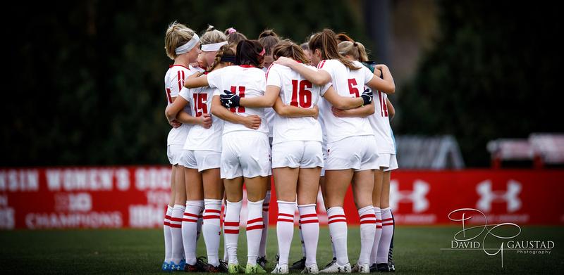 Wisconsin Women's Soccer Team vs. Illinois
