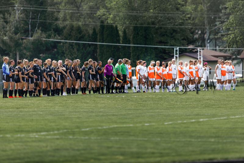 DeForest Norskies Girl's Varsity Soccer vs. Burlington Demons