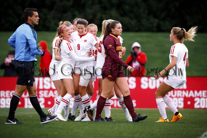 Wisconsin Badgers Women's Soccer