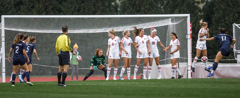 Wisconsin Women's Soccer vs. Penn State