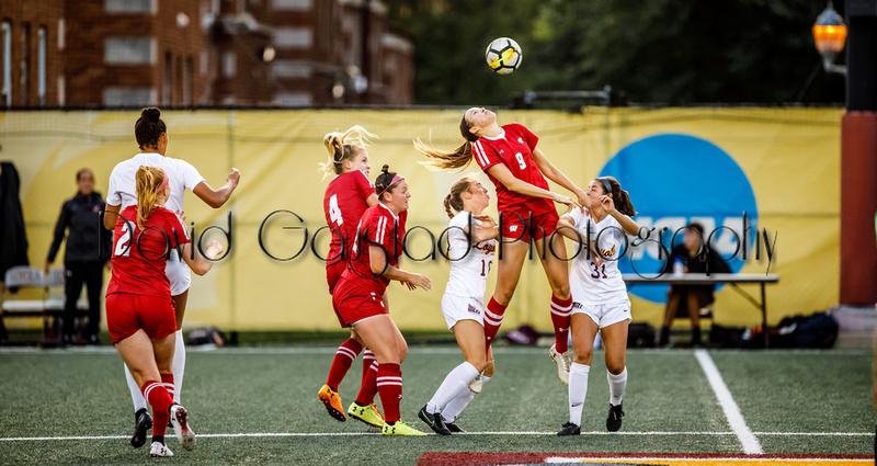 Wisconsin Badgers Women's Soccer team vs. Loyola Ramblers Women's Soccer team