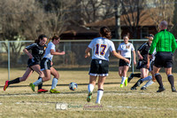 DeForest Girls Soccer Spring 2015 season