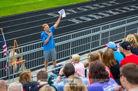 American Cancer Society Relay for Life DeForest 2015