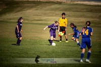 Pictures from the Norski and Regent U13 soccer at Linde field in DeForest WI on Sept 27 2015