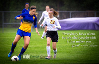 DeForest Soccer Talent Quote