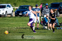 DeForest Norski soccer vs Rock on 5/21/2016