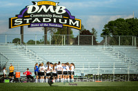 DeForest varsity girls soccer vs Lodi 5/24/2016