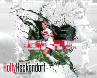 Holly Heckendorf Wisconsin Women's Soccer 2016