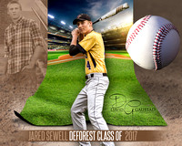 JARED BALL SENIOR