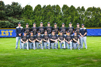 DeForest 2017 Spring Baseball Team