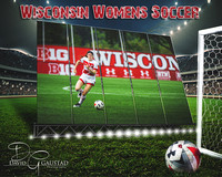Rose Lavelle Wisconsin Women's Soccer