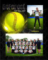DeForest Softball Norski
