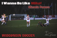Micaela Powers Wisconsin Women's Soccer
