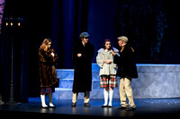 DeForest Area High School Drama Club - The Lion, The Witch and The Wardrobe - Nov 2017