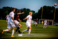 Pictures from the DeForest Norski Varsity boy's soccer Fall 2015 game vs Mt Horeb at DMB Community Bank Stadium